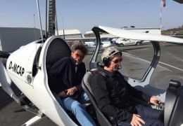 Flight training – the first steps are the most important ones